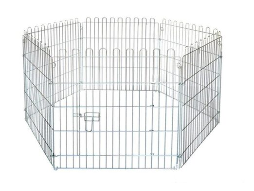 Dog Playpen: Pet Playpen Products, Dog Goods Wire Pet Playpen 6 panels size 63x 60cm Wire Pet Playpen 6 panels size 63x 60cm