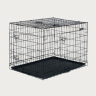 Wire Pet Dog Cages: Pet Products, Dog Goods GMTPET Pet Factory Producing Pet Wire Pet Cages Sizes 128cm 06-0121 GMTPET Pet Factory Producing Pet Wire Pet Cages Sizes 128cm 06-0121