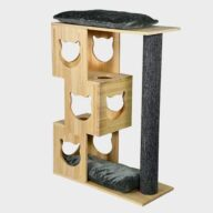 Pet Cat Furniture, cat tree natur wood 06-0190 Pet Cat Furniture, cat tree natur wood 06-0190