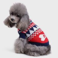 Christmas Dog Sweater 06-1283