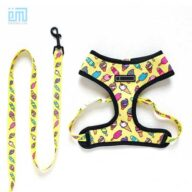 Wholesale dog collar dog harness 06-0250