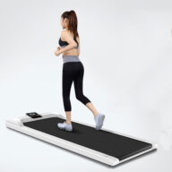 Homeuse Indoor Gym Equipment Running Machine Simple Folding Treadmill Fitness Equipment (10) 10mm NBR Yoga Mat