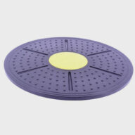 Wholesale Anti-skid Yoga Board Fitness Twist Waist Adult Children Decompression Training Fitness Device Balance Board Fitness Equipment (10) 10mm NBR Yoga Mat