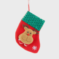 Christmas decoration (1301) Funny Decorations Christmas Santa Stocking For Gifts Funny Decorations Christmas Santa Stocking For Gifts