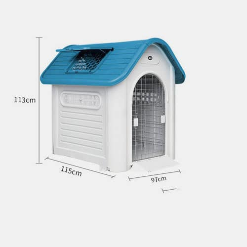 PP Material Portable Pet Dog Nest Cage Foldable Pets House Outdoor Dog House 06-1603 Dog House: Pet Products, Dog Goods 06-1603